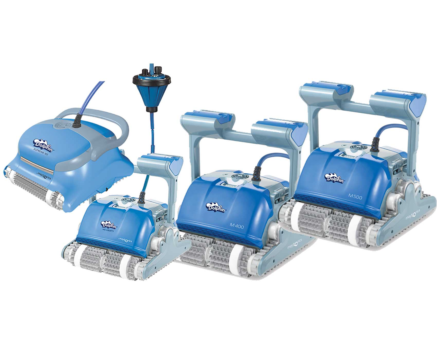 Dolphin Robotic<br /> Pool Cleaners